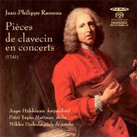 Rameau, Jean-Philippe: Harpsichord concerts