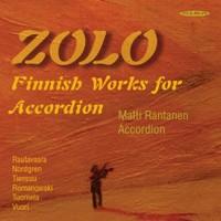 Rautavaara, Einojuhani: ZOLO - Finnish works for accordion