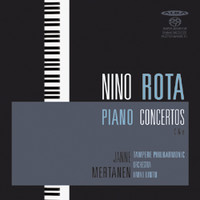 Rota, Nino: Piano Concertos C & e