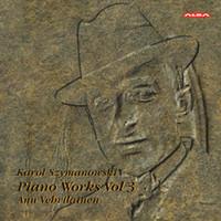 Vehviläinen, Anu: Piano Works Vol 3