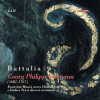 Telemann, Georg Philipp: Essercizii Musici Vol 2