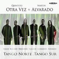 Quinteto Otra Vez: Tango norte, tango sur