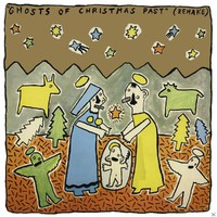 V/A: Ghosts of christmas past