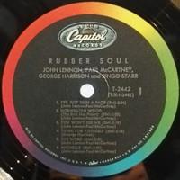 Beatles : Rubber Soul