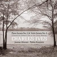 Kuusisto, Pekka: Concord Sonata
