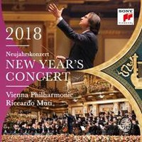 Muti, Riccardo / Vienna Philharmonic Orchestra : New Year's Concert 2018