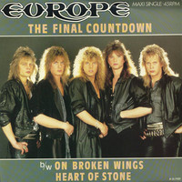 Europe : The Final Countdown