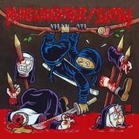 Nunslaughter: Split -picture disc-