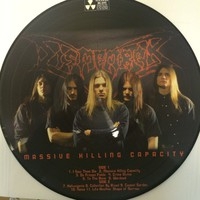 Dismember: Massive Killing Capacity -Picture Disc-