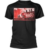 Killing Joke: S/t (red)