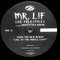 Mr Lif: Live Freestyles