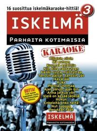 Karaoke: Iskelmäkaraoke vol. 3