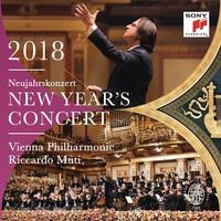 Muti, Riccardo / Vienna Philharmonic Orchestra : New Year's Concert 2018