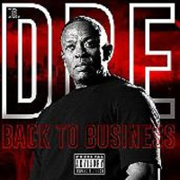 Dr. Dre: Back to business