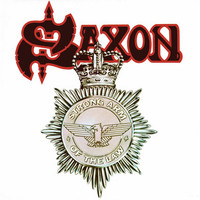 Saxon : Strong arm of the law