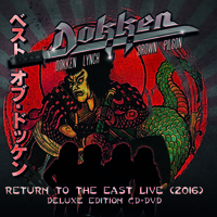 Dokken: Return to the East live 2016