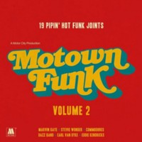 V/A: Motown funk vol 2 (coloured  2lp)