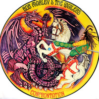 Marley, Bob: Confrontation -picture disc-