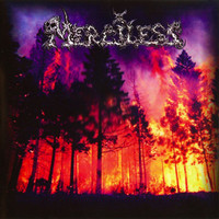 Merciless: Merciless (orange/black marble vinyl)
