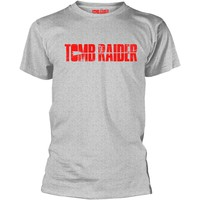 Tomb Raider: Logo (grey)