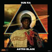 Sun Ra: Astro black