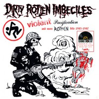 DRI: Violent pacification...and more rotten hits