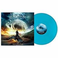 Iron Savior: The landing (pale blue vinyl)