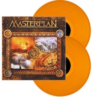 Masterplan: Masterplan (orange vinyl)