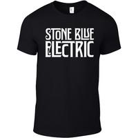 Stone Blue Electric : Logo