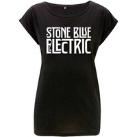 Stone Blue Electric : Logo