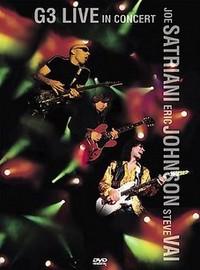 Satriani, Joe: G3 live in concert