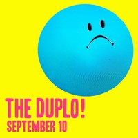 Duplo: September 10 / She's a vegan