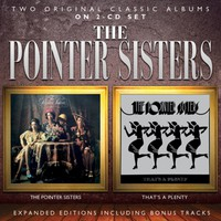 Pointer Sisters: Pointer Sisters/That's a Plenty