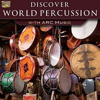 V/A: Discover world percussion with arc music