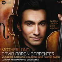 Carpenter, David Aaron: Motherland