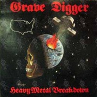 Grave Digger: Heavy metal breakdown