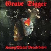 Grave Digger : Heavy metal breakdown