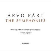 Pärt, Arvo: Symphonies