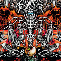 Cadaveric Incubator Sermons Of The Devouring Dead Long Sleeve T-Shirt