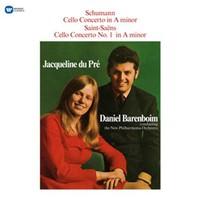 Du Pre, Jacqueline: Schumann / Saint-Saens: Cello concerto