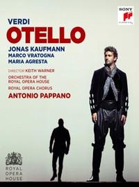 Kaufmann, Jonas: Verdi: Otello