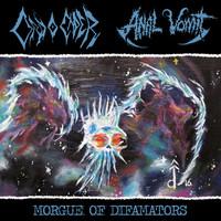 Anal Vomit: Morgue of Difamators -split