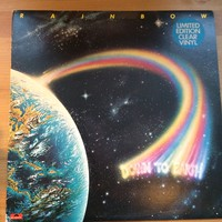Rainbow : Down To Earth -Limited Edition Clear Vinyl-