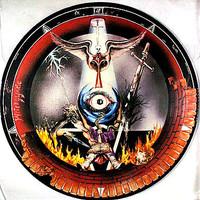 Witchfynde : Cloak & Dagger -picture disc-