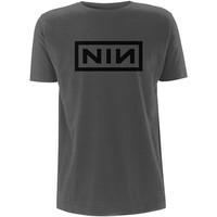 Nine Inch Nails: Classic black logo