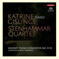 Mozart, Wolfgang Amadeus: Piano Concertos No. 11-13