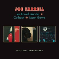Farrell, Joe: Joe Farrell Quartet/Outback/Moon Germs
