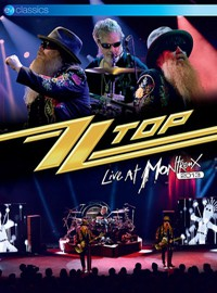 ZZ Top: Live At Montreaux 2013