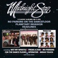 Midnight Star: No parking on the dancefloor / planetary invasion / headlines