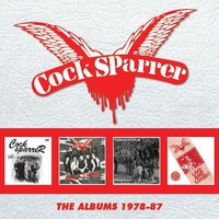 Cock Sparrer: The albums 1978-87